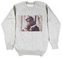 Eazy-e Sweatshirt Size S-xxl Death Row Records Hip Hop Rap Supreme N.w.a Hoodie