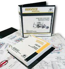 Testing Service Manual For John Deere 410b 410c 510b 510c Tractor Loader Backhoe