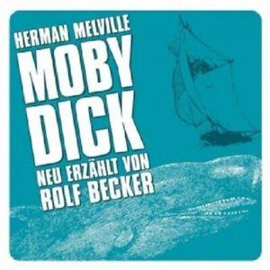 HERMAN-MELVILLE-MOBY-DICK-NEU-ERZAHLT-VON-ROLF-BECKER-CD-9-TRACKS-NEW
