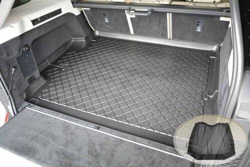 Alfombrilla de Tina tpe bolsa de malla para Land Rover Discovery se 5 LR furgoneta remol g1f