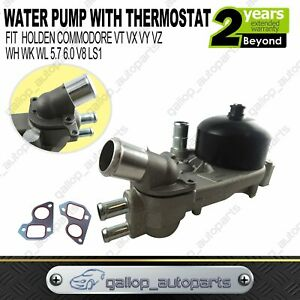 VT-VX-VY-VZ-V8-5-7l-LS1-For-Holden-Commodore-Proflow-High-Performance-Water-Pump