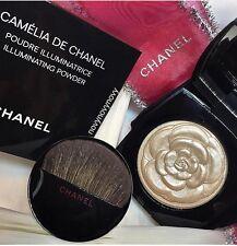 Chanel Camelia De Chanel Illuminating Powder Ltd Edition New Boxed 2017