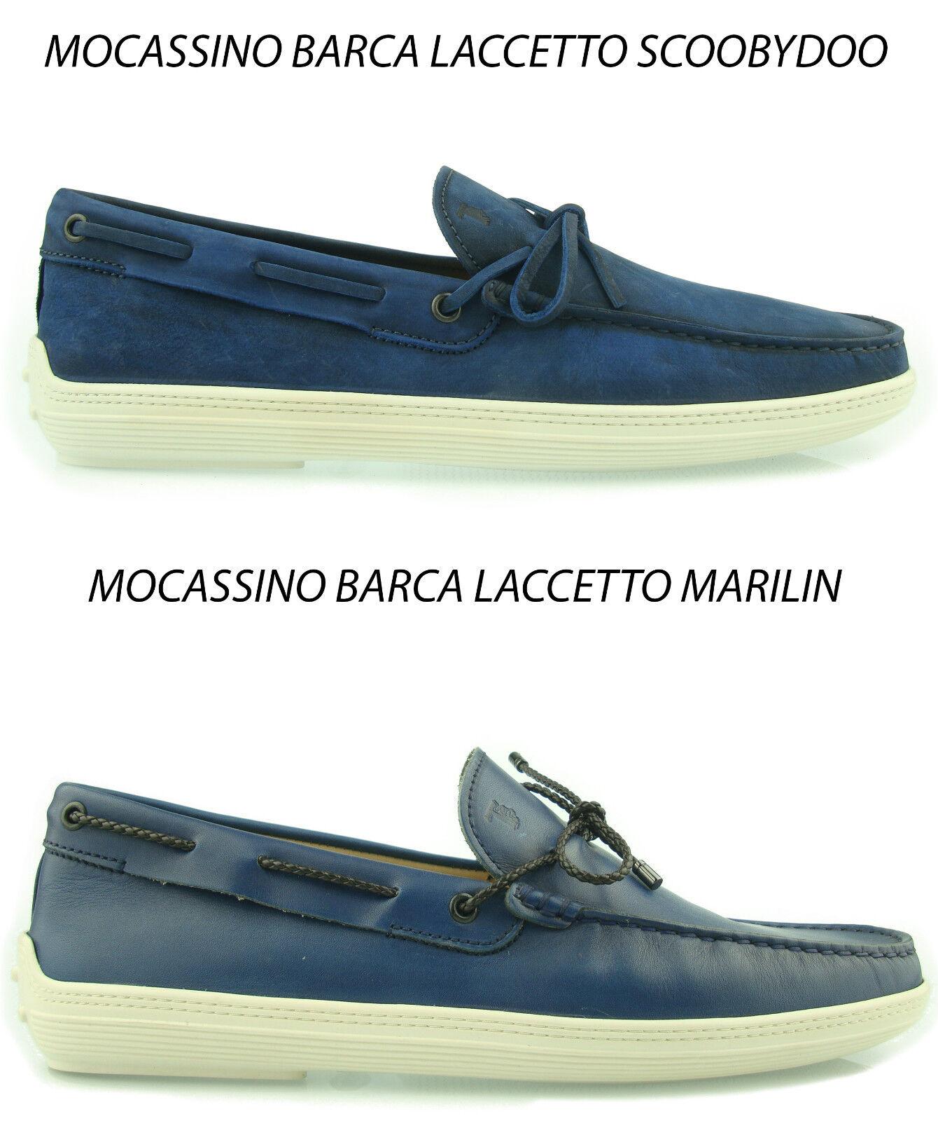 Tod's mocasines BARCO hombre zapatos de man mokassin P