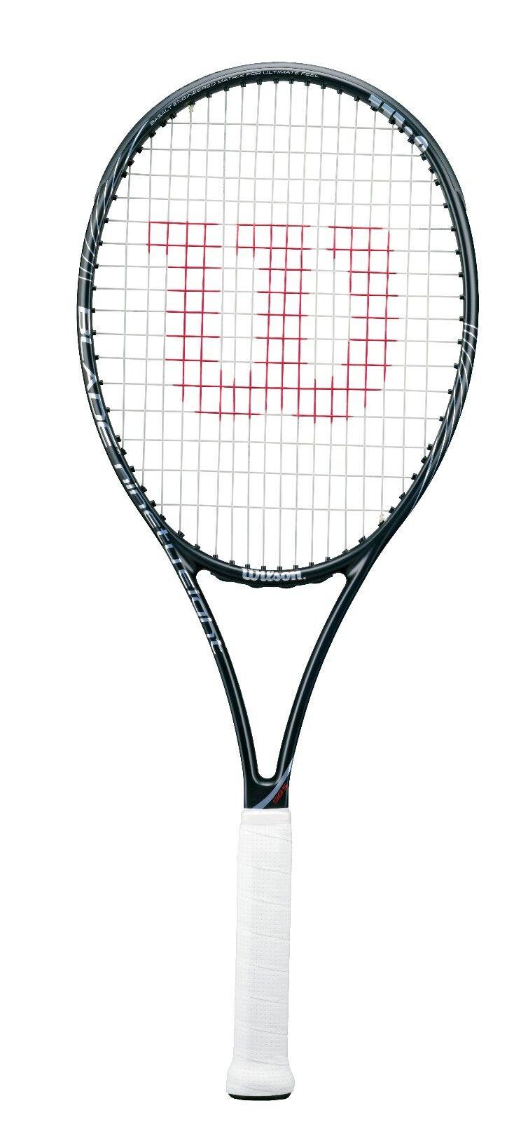 WILSON BLX BLADE 98S SPIN EFFECT 2013 tennis racquet - 4 5 8  -Rg