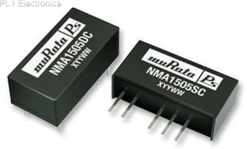 + // -12 V Murata POWER SOLUTIONS-nma1212sc-CONVERTITORE CC // CC 1W SIL