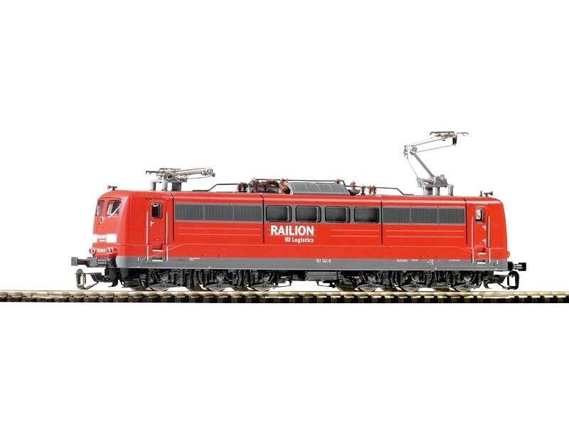 Piko 47200 e-Lok br 151 de la DB AG, época V, pista TT