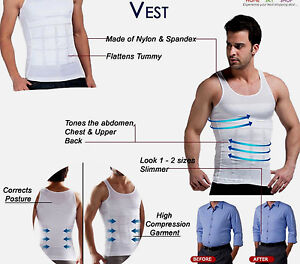 7fa10d240d6b02 Mens Best Slimming Body Shaper Vest Tank Top Undergarment for ...