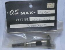 O.S.27752000 Crankshaft Os Max 61FX Kurbelwelle Graupner 1895.5