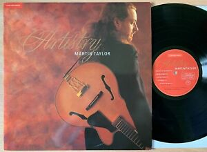 Martin Taylor - Artistry - Excellent 1992 LINN Records Audiophile Jazz Vinyl LP
