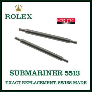 ROLEX-esatta-sostituzione-20mm-Barre-A-Molla-Per-Vintage-Rolex-Submariner-5513