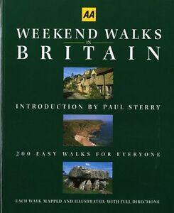 Weekend-Walks-in-Britain-AA-Guides