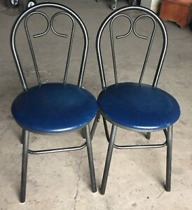 Incredible Details About 20 Chairs Metal Bentwood Style Diner Cafe Restaurant Black Blue Used Machost Co Dining Chair Design Ideas Machostcouk