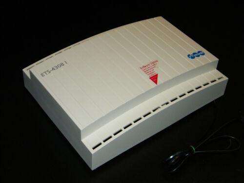 Auerswald ETS 4308I 4308 I ISDN Anlage mit Modul Clip 800                    *65