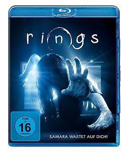 Blu-ray * RINGS - SAMARA WARTET AUF DICH - THE RING 3 # NEU OVP +