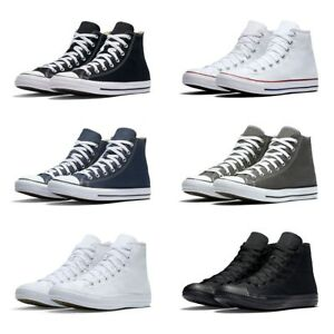 New-Converse-Chuck-Taylor-All-Star-High-Top-Sneakers-Original-Canvas-Shoes-Men