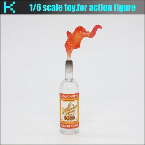 Y68-17 1//6 scale VTS TOYS THE DARKZONE RIOTER MOLOTOV COCKTAIL