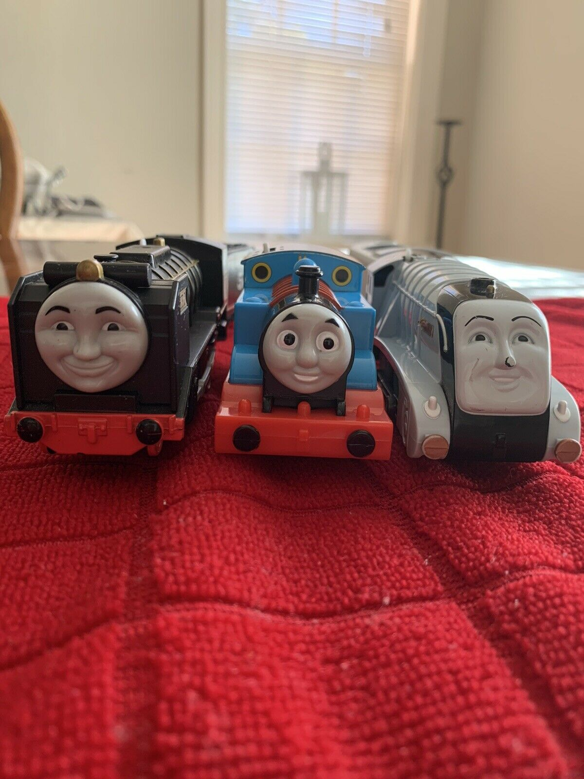 Tomy Trackmaster Lorry LOR1 Thomas The Tank Engine And Friends motorisé Véhicule