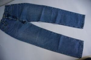 Joker Para Hombre Pantalones Vaqueros 29 34 W29 L34 Lavado A La Piedra Azul Superior 12k Ebay