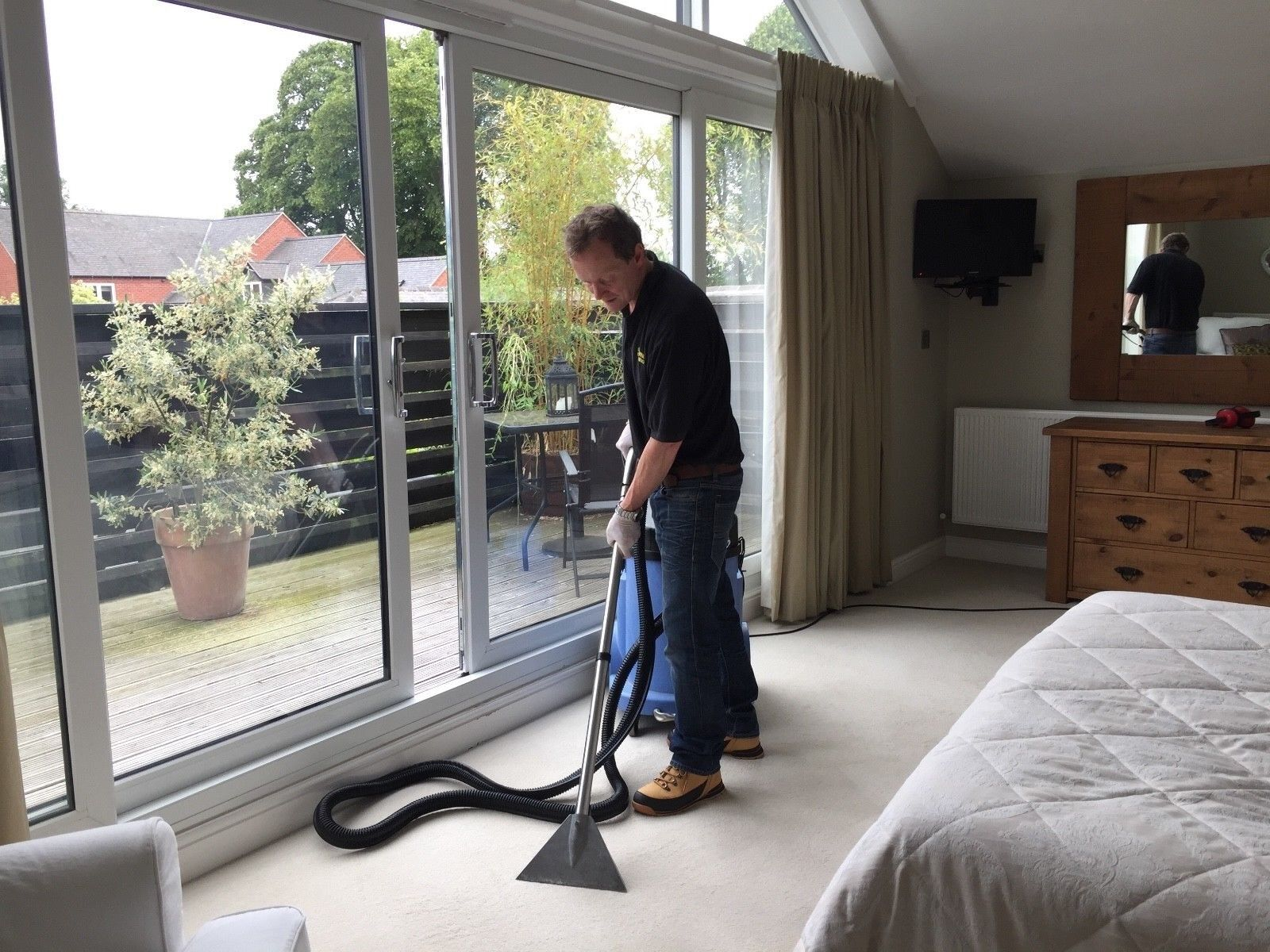 Carpet & Upholstery Cleaning Business Opportunity