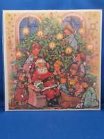Kruger Hilde Paper Advent Calendar Germany Christmas Santa Claus Angel Children