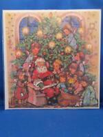Kruger Hilde Paper Advent Calendar Germany Christmas Santa Claus Angel Children