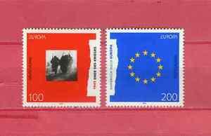 (312) Bund BRD 1995 mi nr 1790+1791 postfrisch - Wiehl, Deutschland - (312) Bund BRD 1995 mi nr 1790+1791 postfrisch - Wiehl, Deutschland