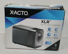 X Acto Xlr Electric Pencil Sharpener Tested Open Box