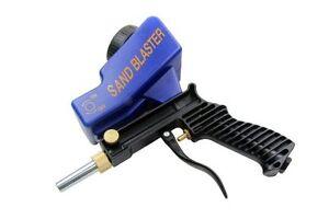 Abrasive Sandblasting Gun  Shot Blast Sanding Air Gun SAND BLAST TOOL A8755