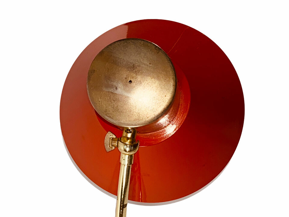 Belgisk Bordlampe