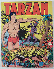 Tarzan Prince Tanny Ed. Del Duca 1956 TBE