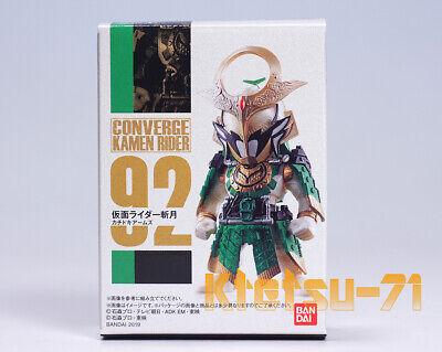 CONVERGE KAMEN RIDER 16 Zangetsu Kachidoki Arms #92 Figure BANDAI Candy toy