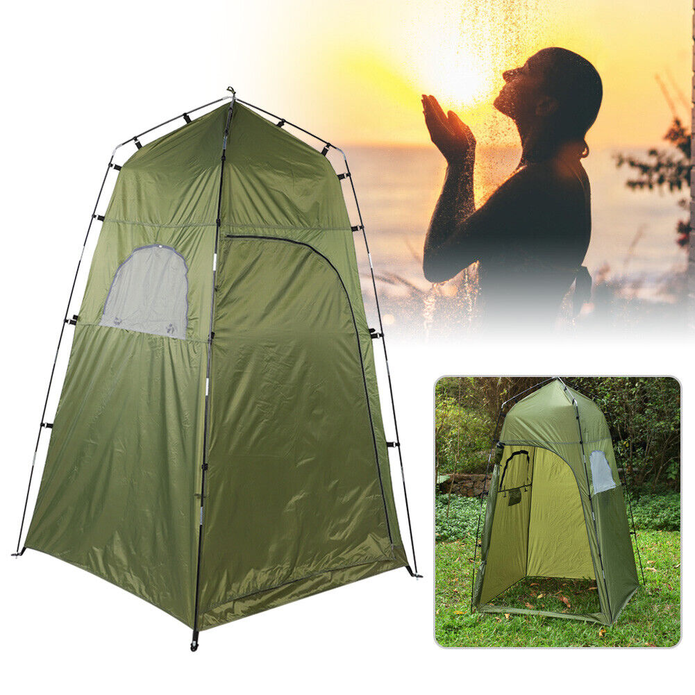 Portable Outdoor  Camping Shower Tent Bathroom Privacy Toilet Bath Changing Room  selling well all over the world