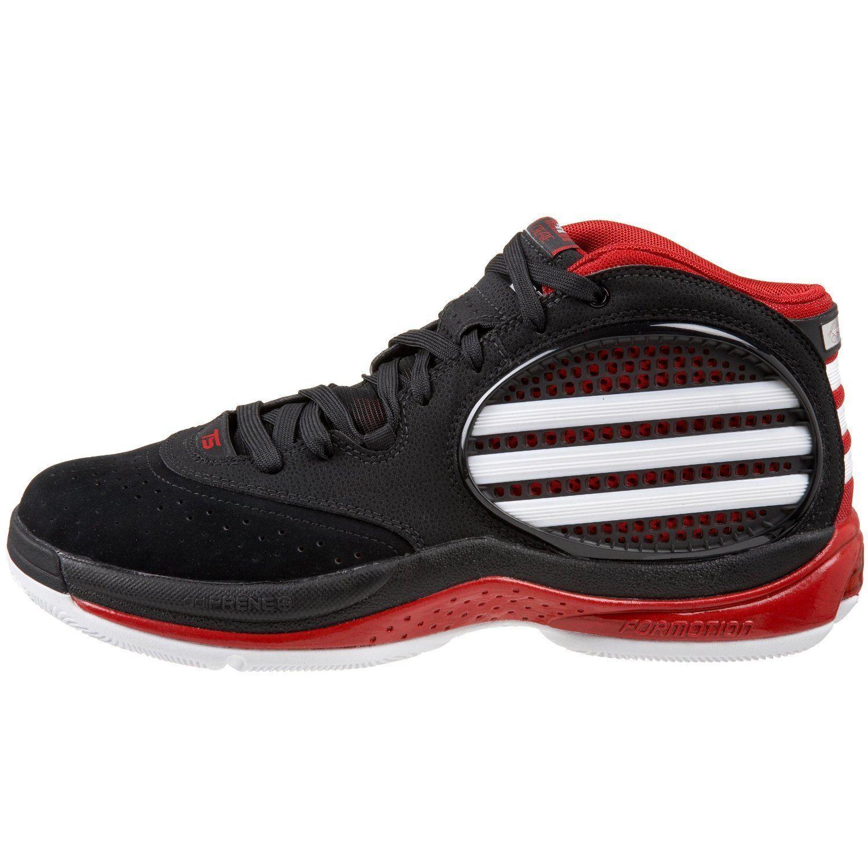 Uomo ts adidas stop high top rosso adidas ts cuoio formatori e3f6eb