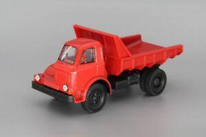 restyling Scale model truck 1:43 MAZ-5550 dump truck