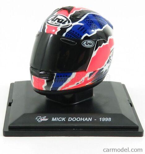 Edicola deagcasdeigrcamp005 scala 1//5 arai helmet casco mick doohan gp500