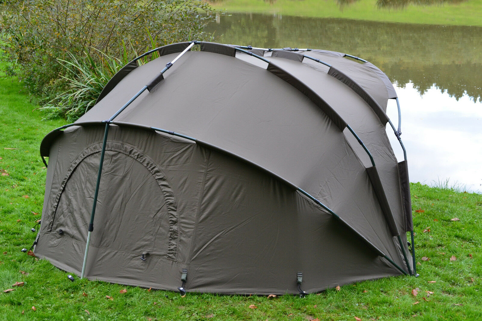 Gemini Bivvy plus Built in Ground Sheet + Extra Ground Sheet & Wrap