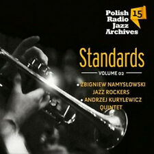 CD STANDARDS vol. 2 Polish Radio Jazz Archives 15 NAMYSLOWSKI KURYLEWICZ