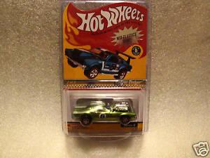 Hot Wheels RLC Neo-Classics Roger Dodger green