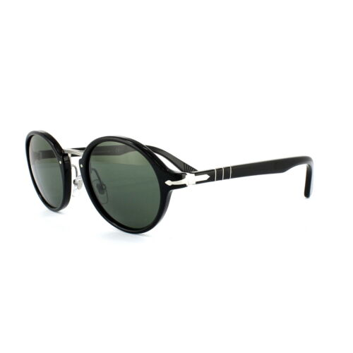 Occhiali da sole Persol 3129 95//31 Nero Grigio Verde