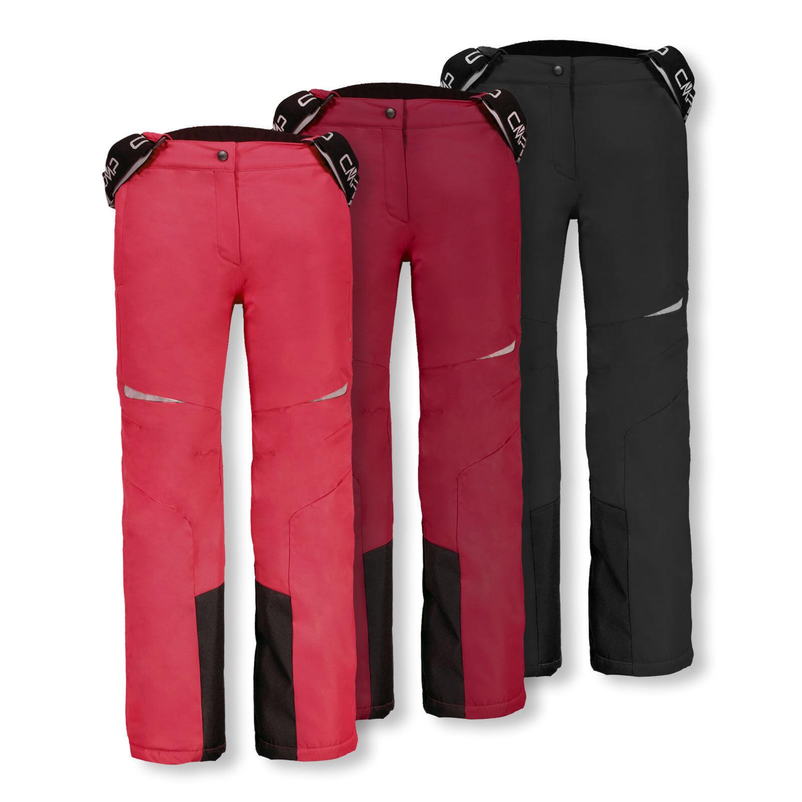 CMP Ragazza Neve Pantaloni Sci Snow Pants Salopette colore colore colore a scelta cd0ef1