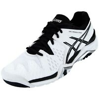 Asics Gel Resolution 6 Tennis Shoe Also For Padel / Squash Gym