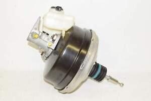 Audi-A7-4G-11-14-Bremskraftverstaerker-mit-Tandem-Haupbremszylinder-Behaelter
