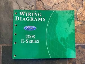 2008 Ford E-150 E-250 E-350 Van Wiring Diagrams Electrical ...