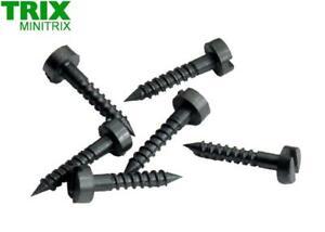 Minitrix-Trix-N-66548-Boulons-D-039-Eclisse-150-Piece-Neuf-Emballage