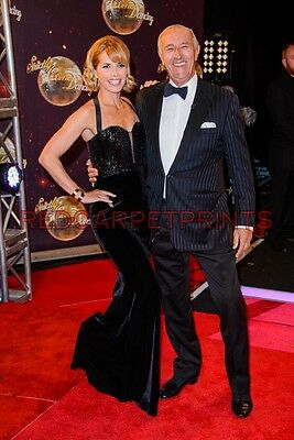 Darcey Bussell /& Len Goodman Poster Picture Photo Print A2 A3 A4 7X5 6X4