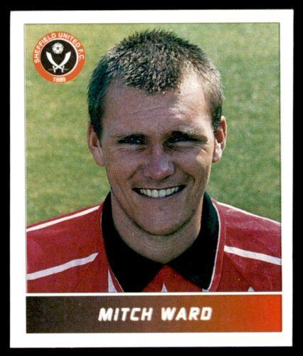 PANINI FOOTBALL LEAGUE 96-Mitch Ward Sheffield United No 231