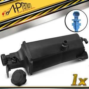 Coolant-Overflow-Expansion-Tank-Bottle-for-BMW-E46-E53-E83-w-Level-Sensor-amp-Cap