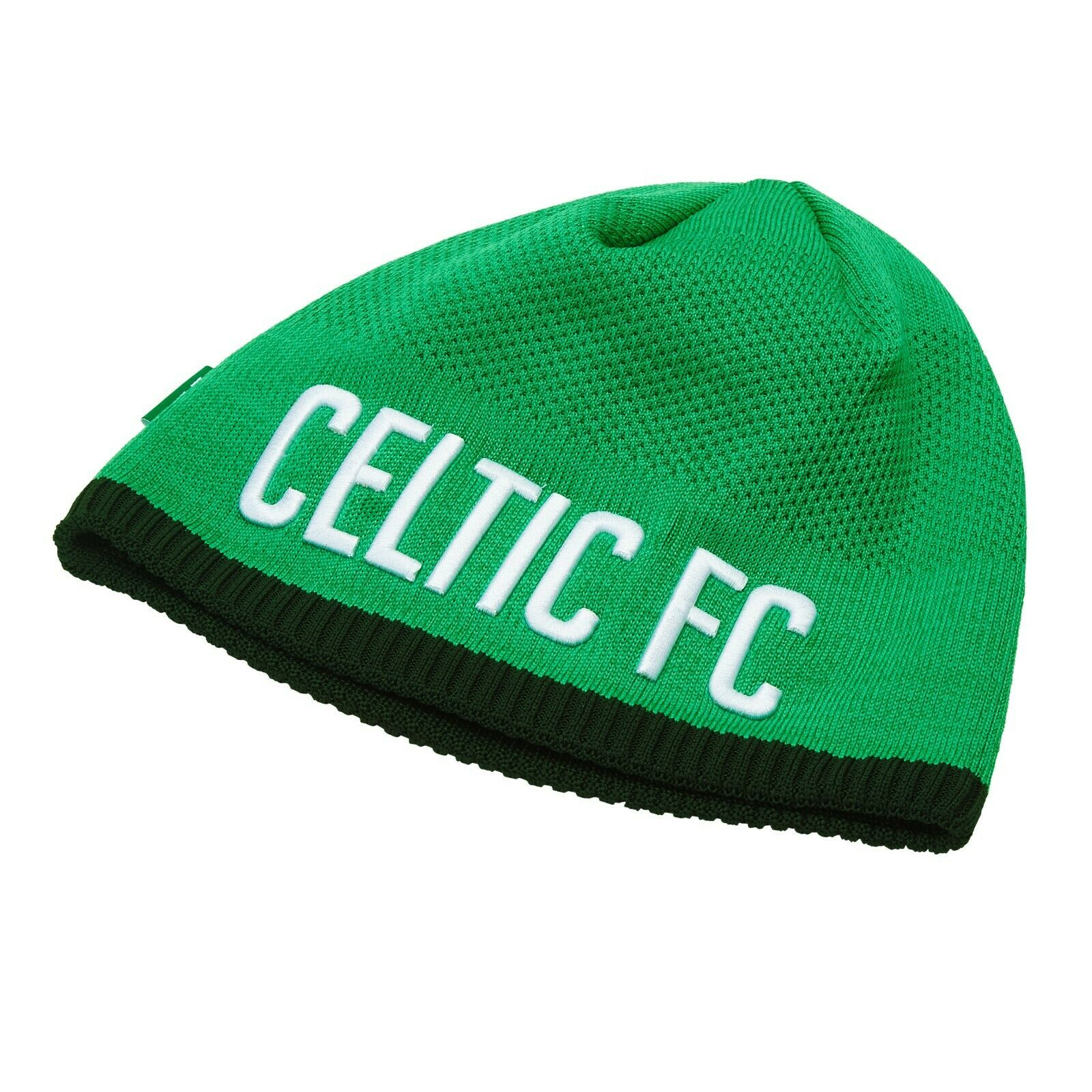 New Balance Celtic FC Season 2018 - 2019 Soccer Stadium Wolie Beanie Grün