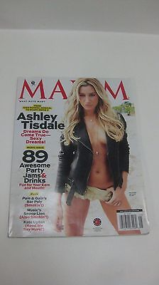Collectible Maxim Magazine May 2013 Issue Ashley Tisdale Sexy Dreams