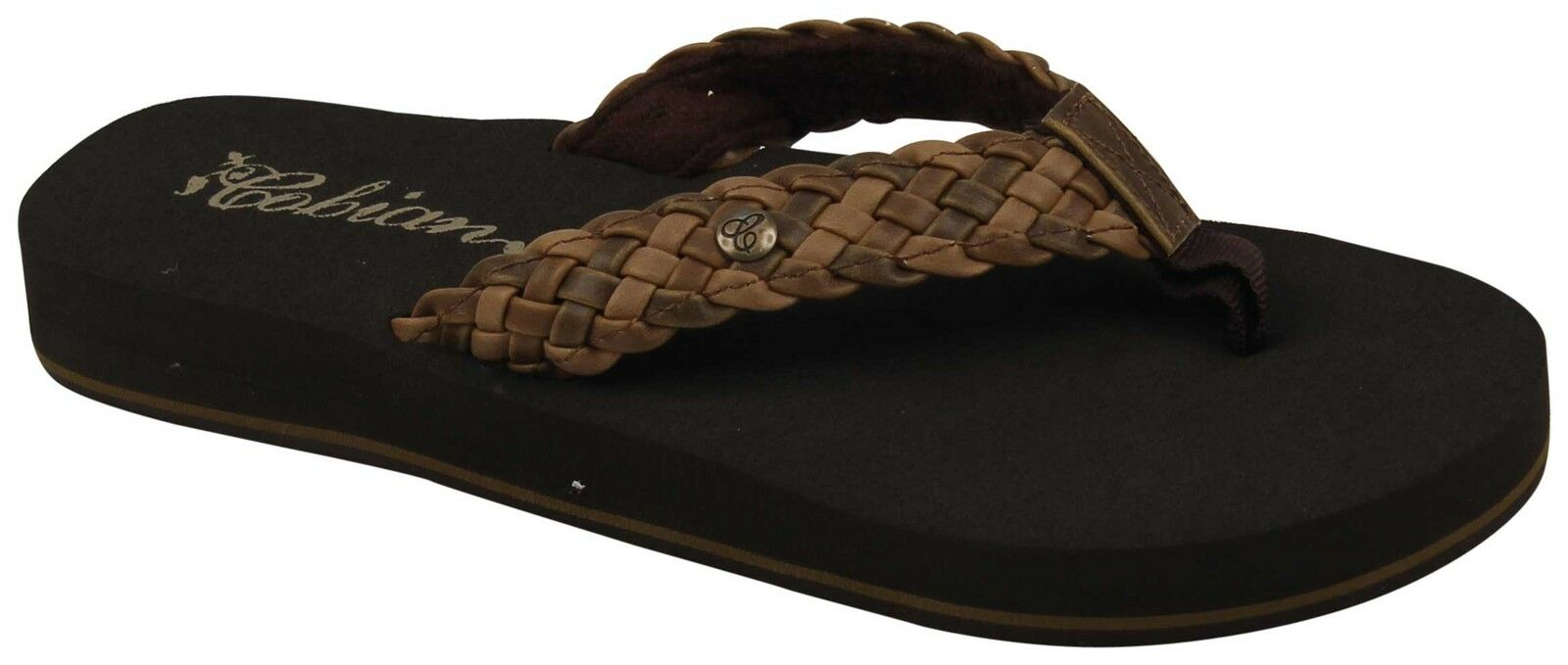 Cobian Braided Bounce Sandal New Natural